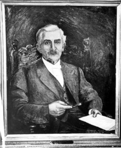 Portrait of William N. Sheats Courtesy of State Archives of Florida