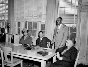 Photo H. Manning Efferson Standing Courtesy State Archives of Florida